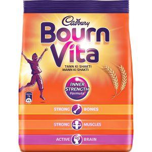 Cadbury Bournvita Pro-Health Chocolate Health Drink, 1 Kg Jar