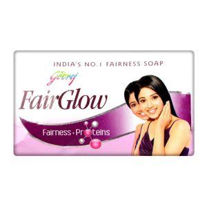 Godrej Fair Glow Soap Bar, 100g (Pack of 4)