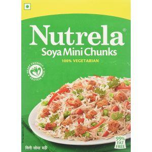 Nutrela Mini Chunks, 200g