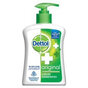 Dettol Original Liquid Handwash Bottle, 250ml